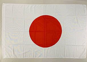 Флаг Японии - Прапор Японії - (1м*1.5м)