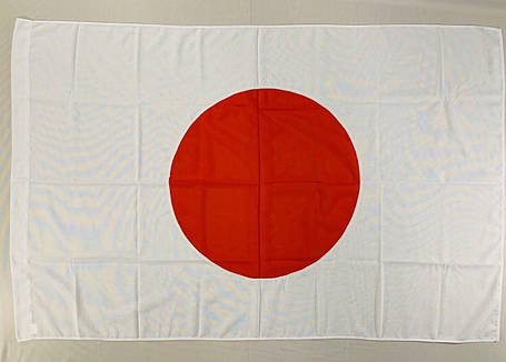 Флаг Японии - (1м*1.5м), фото 2