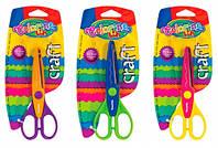 Ножницы фигурные, 15,5 см, Colorino (52184PTR)