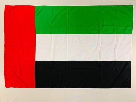 Флаг ОАЭ - (1м*1.5м), фото 2