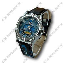 """Детские наручные часы """"Бэтмен (Batman)"""" в подарочной упаковке (черный ремешок, 2 вида), фото 2"""