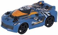 Автомобиль на радиоуправлении, 1:32, голубой, Race Tin (YW253102)