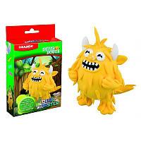 Масса для лепки Paulinda Super Dough Dear Monster желтый PL-081536-1