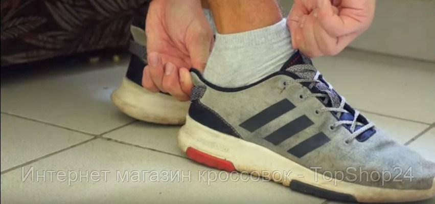 Как восстановить (почистить) кроссовки дома?!