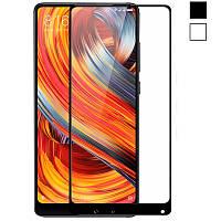 Защитное стекло Xiaomi Mi Mix 2 / Mi Mix 2s Full Glue + Полное покрытие 3D (5D)