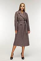 Стильное пальто демисезонное, фото 1
