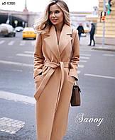 Стильное женское кашемировое пальто Разные цвета C-L унивнрсальный