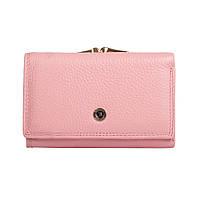 Кожаный женский кошелек Boston S1201B Pink