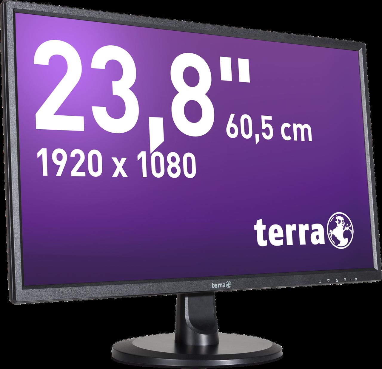Монитор, Terra 2446w, 24 дюйма
