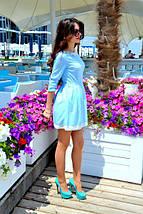Жаккардовое платье, фото 2