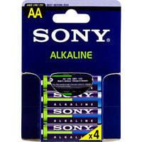 Батарейка sony lr 6 alkaline 1x4 шт.