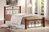 Кровать «Миранда» односпальная (90x200)
