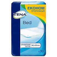 Гигиенические пеленки Tena Bed Normal 60x90 см, 30 шт.