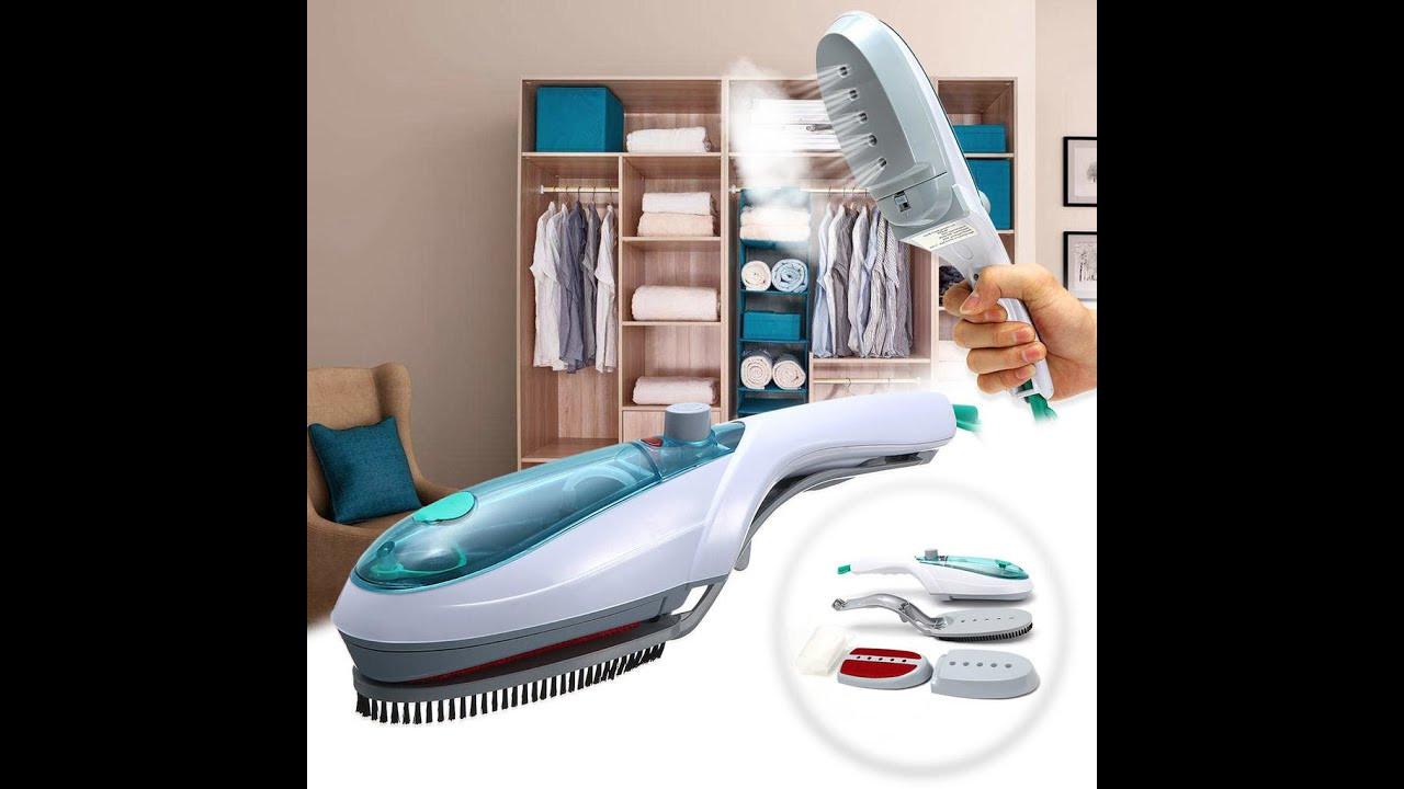 Пароочиститель ручной Tobi Steam Brush для отпаривания одежды
