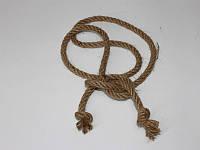 Пояс веревка