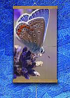 Картина обогреватель 60*100 см Бабочка