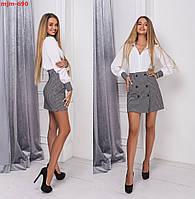 Ра703 Стильное женское платье-рубашка