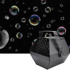 Машина Бульбашок (генератор мыльных пузырей)