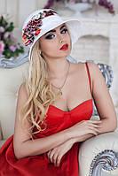 Шляпа женская летняя «Сюзет» (белый)