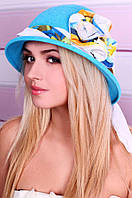 Шляпа «Сафари роза» (бирюзовый) Braxton
