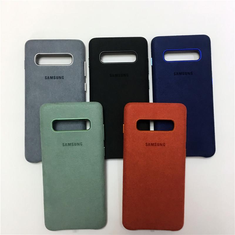 Оригинальный чехол Alcantara для Samsung Galaxy S10e