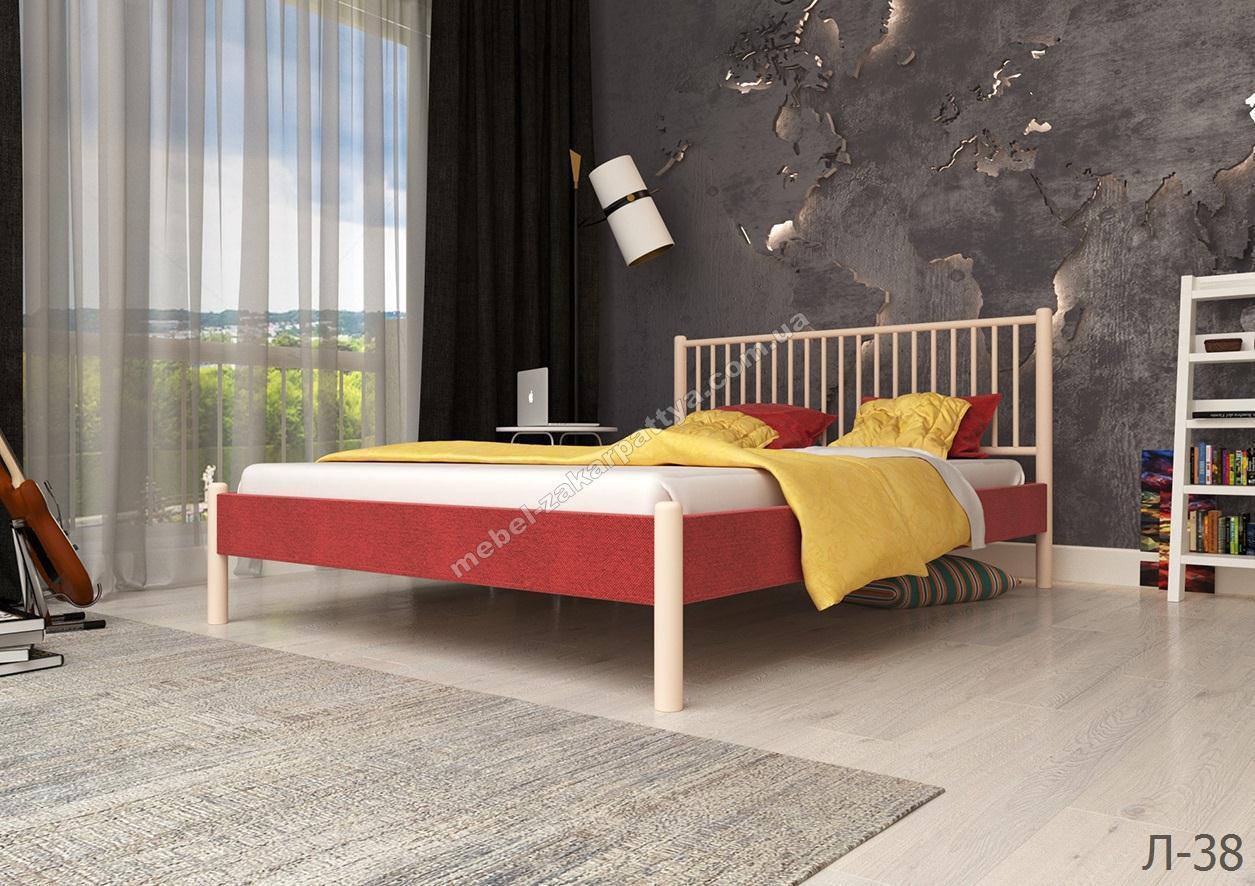 Кровать деревянная подростковая  Л-38