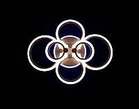 Светодиодная люстра потолочная 1126/6 RGB, фото 1