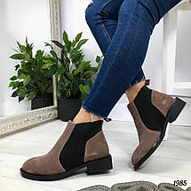Элегантные женские ботинки, фото 3