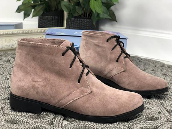 Осенние ботинки женские, фото 2