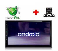 Автомагнитола 6511 Android 2DIN + GPS