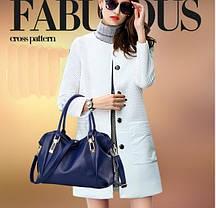 Элегантная женская сумка хобо, фото 3