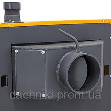 Твердотопливный котел DTM STANDART 20 для обогрева площади в 200 м2, фото 3