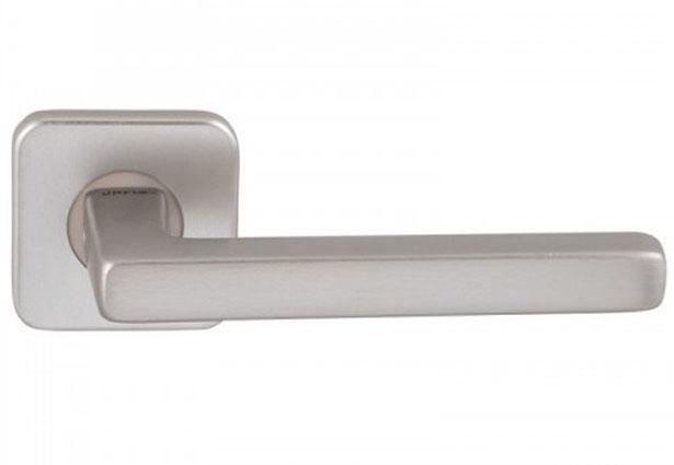 Ручка дверная URFIC 5360/5235 Q P5 никель матовый