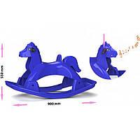 Kaчaлкa лoшaдкa музыкaльнaя синяя, ТМ Фламинго (05550/3)