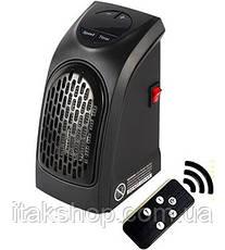 Портативний обігрівач Handy Heater c пультом ДУ (400 вт) з терморегулятором і таймером, фото 3