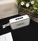 Колонка Bluetooth VIDVIE SP910 біла, фото 2