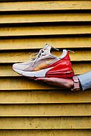 "Кроссовки Nike Air Max 270 ""Light Cream"""