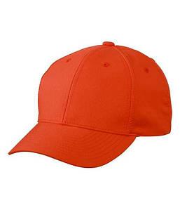 Персиковая кепка из 6-ти панелей Гренадин