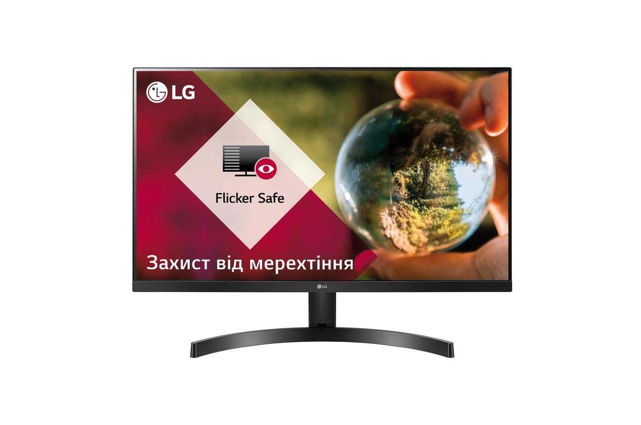 Монитор LG 21.5 22MK600M-B IPS Black, 1920x1080, 5 мс, 250 кд/м2, 2xHDMI, D-Sub