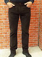 Джинсы мужские Levis  вельвет коричневый.