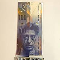 100 франков Швейцария (магнит)