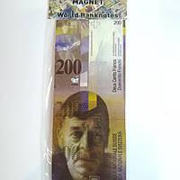200 франков Швейцария (магнит)