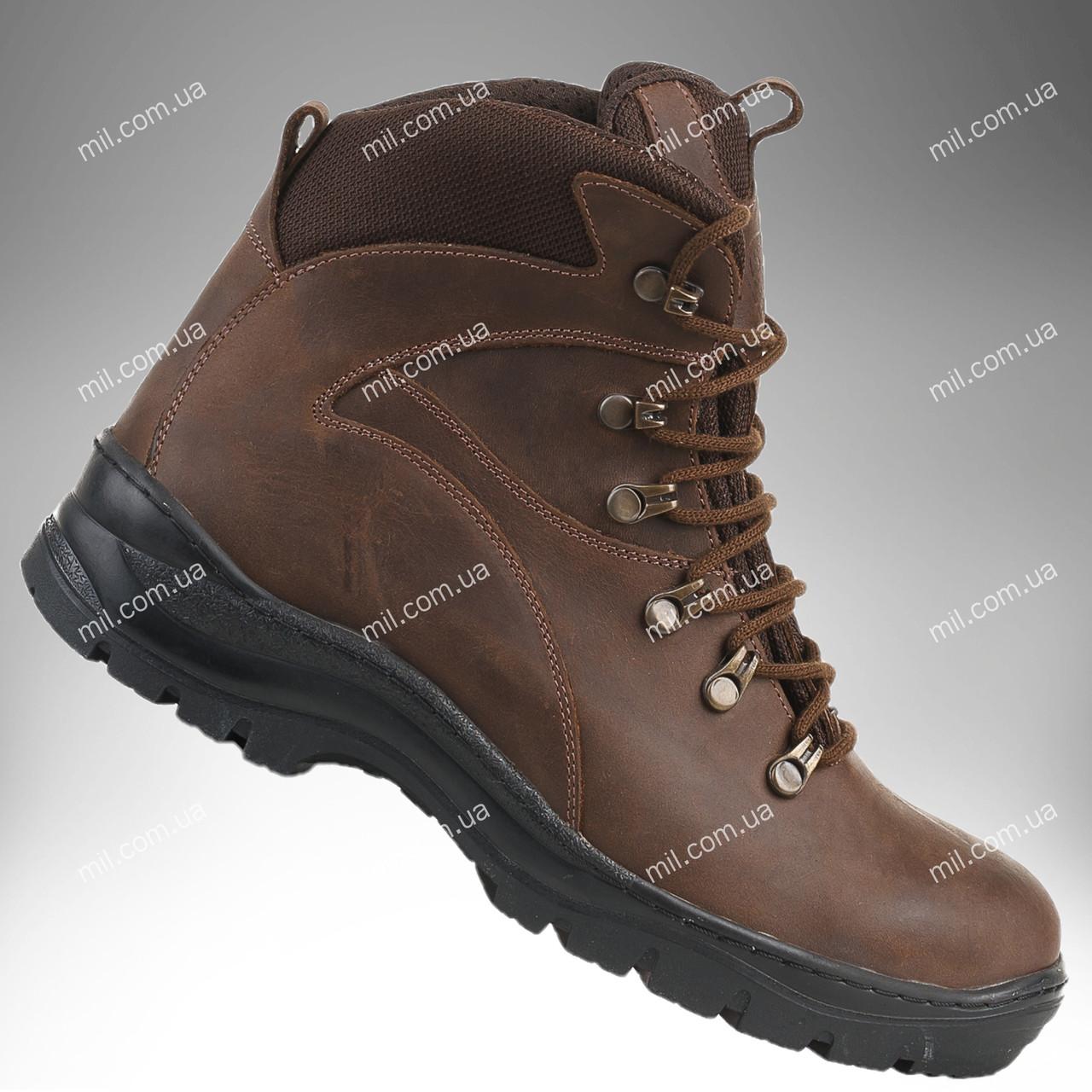 Обувь военная демисезонная / армейские, тактические ботинки ОМЕГА (крейзи)