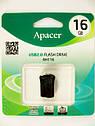 Флеш-драйв APACER AH116 16GB (AP16GAH116B-1) Black, фото 2
