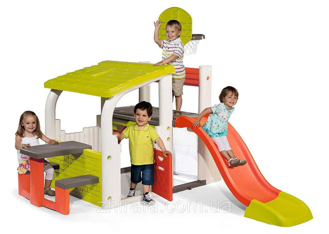 Игровой спортивный комплекс Smoby 840203 Fun Center