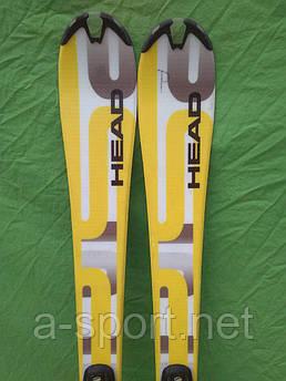 Гірські лижі бу Head the link pro 140 см для карвінгу