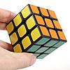 Кубик рубика 3х3х3 Черный Флюо Smart Cube SC321, фото 2