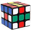 Кубик рубика 3х3х3 Черный Флюо Smart Cube SC321, фото 3