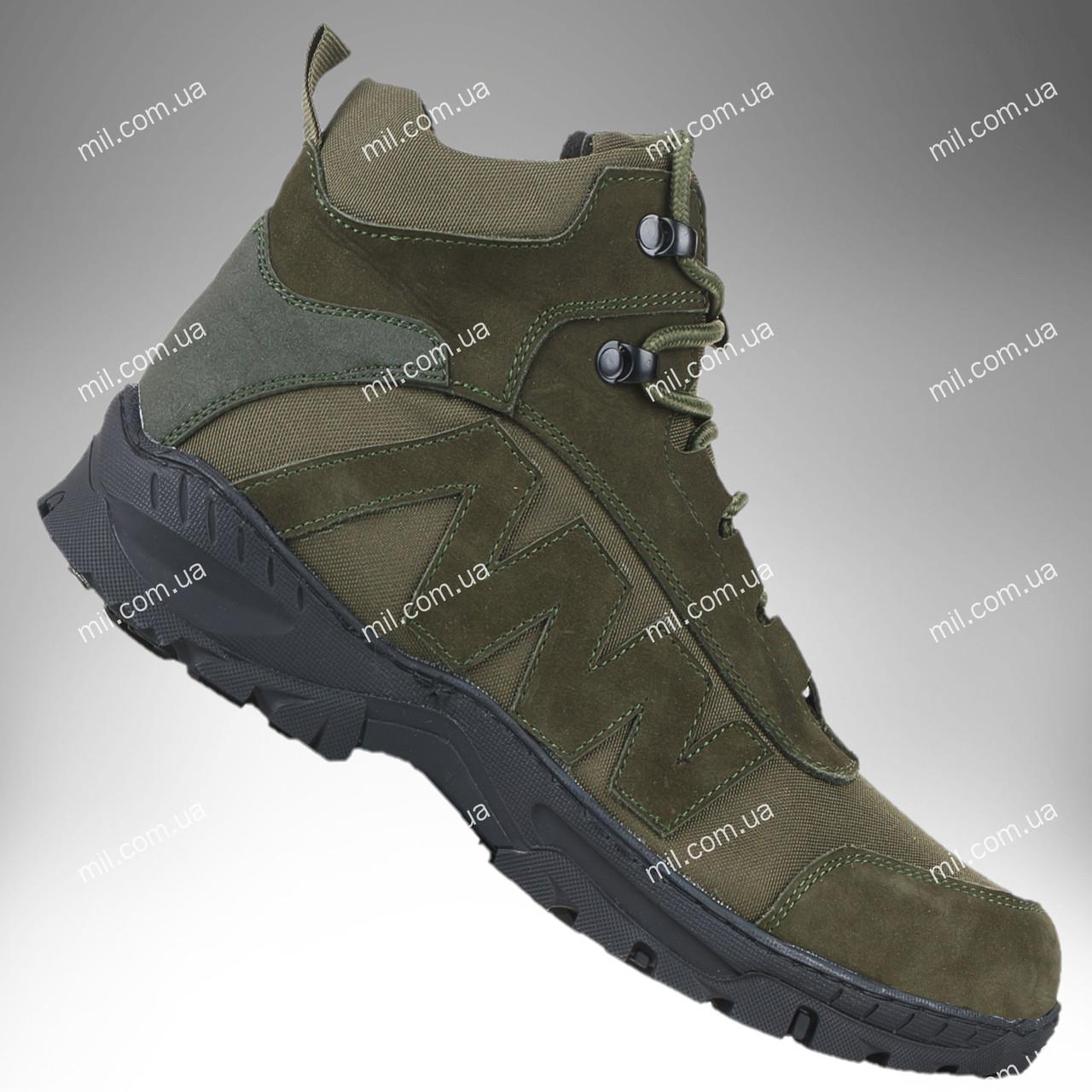 Военные полуботинки / демисезонная тактическая обувь Comanche Gen.II (olive)