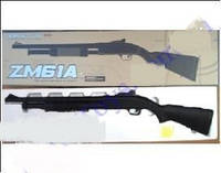 Дробовик Remington помповый  металл (пули пласт) в коробке